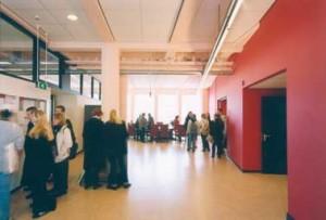 Museumpark: onderwijsplein cluster CMV/MWD
