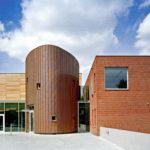 Kulturhus Borne Mas Architectuur