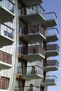 Balkons Tallhouse