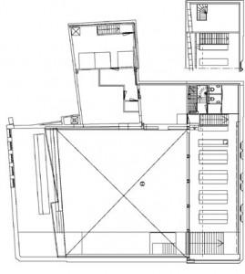 Tekening verdieping