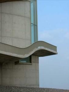 Uitvoering balkon