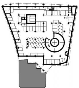 Tekening plattegrond 3