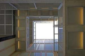 Hekwerk en plafonds van metaalgaas