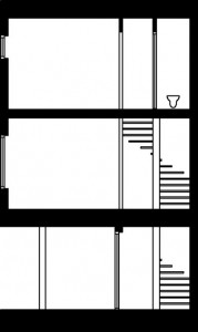 Tekening doorsnede type 2