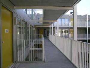 Galerij woon-zorgcomplex