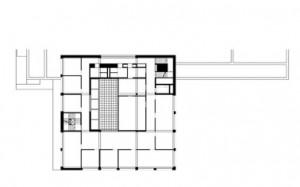 Tekening 2e & 3e verdieping