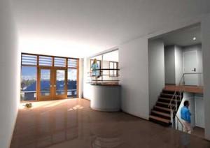 Interieur appartement type C