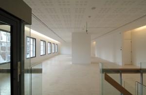 Expositieruimte verdieping
