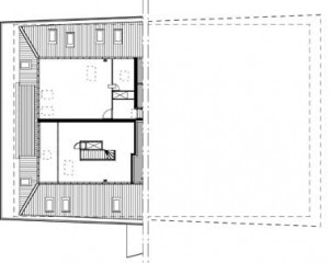 Plattegrond entresol appartementen