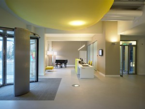 Entreezone Ex Interiors + Jaco de Visser Architects, Utrecht (NL)