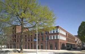 Verschillende bouwhoogtes sluiten aan op de omringende bebouwing