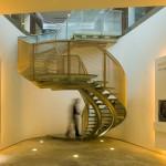trap graphic design museum Breda Hans van Heeswijk architecten