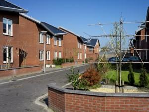 De tuinmuren vormen een integraal onderdeel van het ontwerp