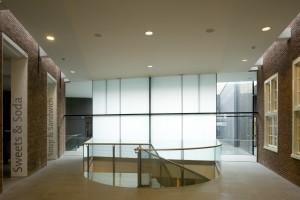 trap graphic design museum Breda Hans van Heeswijk architecten. Luuk Kramer.