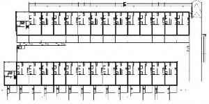 Plattegrond van het hele project