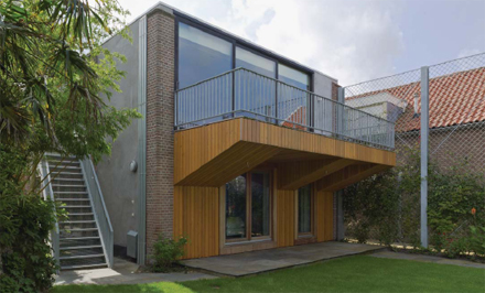 Villa vestibule warmenhuizen - Kubieke villa ...