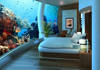 Architecten maken woning onder water architectuur