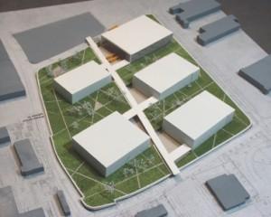 Masterplan van Broekbakema
