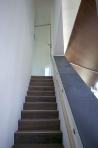 Trap naar de verdieping