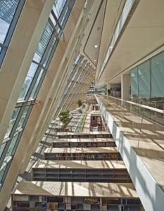 Tweede verdieping atrium met vide