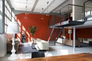 Vergader en lounge unit