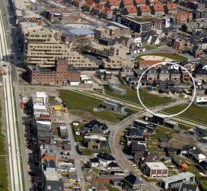 Enschede - Luchtfoto Roombeek, Prismare, Twentse Welle, Eekenhof, Het Rozendaal editie bijlage Foto Carlo ter Ellen CTE200980408