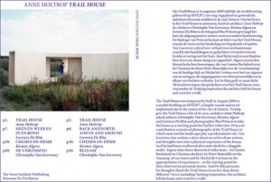Trail House Almere - Cover boek