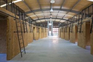 De Zwaan 8 Ateliers ontvangsthal Rotabs