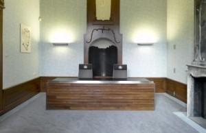 8 Een kleine zittingzaal