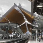 Station Bijlmer Grimshaw