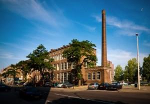 1 Entreegevel aan de Willem Buytewechstraat