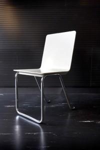 4 Een van de 52 exemplaren van stoel O7B