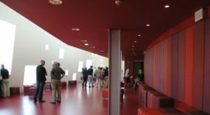 12 Foyer achter de grote zaal