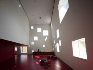 7 Foyer naast de grote zaal