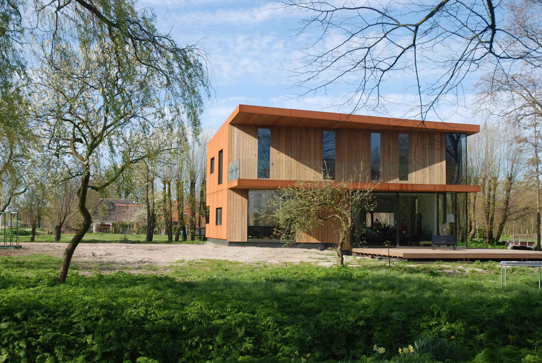 Een stoer huis met schitterende uitzichten - Architectuur en constructie ...