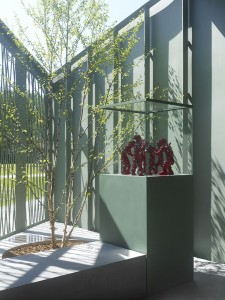 Middelheim tentoonstelling Thomas Schutte 2012-2013