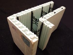 ICF-bouwblok