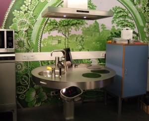 roterende keuken van Ruud Jan Kokke