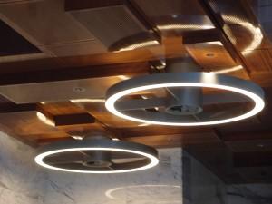 Plafond publiekshal