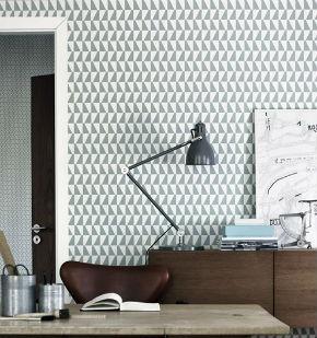 Scandinavische behangpatronen for Bekende nederlandse interieur designers