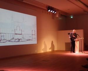 AntonioCruz spreekt over zijn ontwerp voor het Rijksmuseum