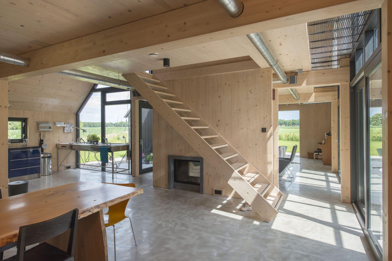 Twents schuurhuis door Schipperdouwes - Architectuur.nl