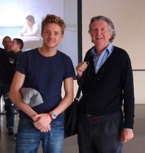 Pieter en Hubert-Jan Henket