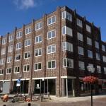 Appartementengebouw Van Echtenplein Hoogeveen
