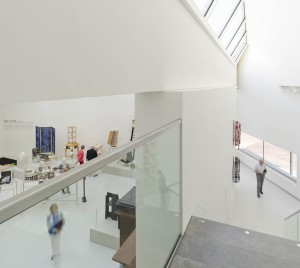 Co-evolution in uitbreiding Noordbrabants Museum Bierman Henket architecten. Foto Joep Jacobs
