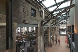 Energiehuis entreegebied en grand café Foto Christiaan de Bruijne