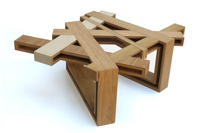 Kunstige houten meubels for Houten meubels