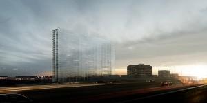 EPO Rijswijk ontwerp nieuwbouw Jean Nouvel en Dam& Partners