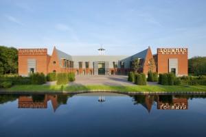 Louwman Museum Wassenaar, architect Michael Graves