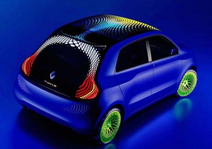 Salone Milaan 2013: Ross Lovegrove Renault Twingo